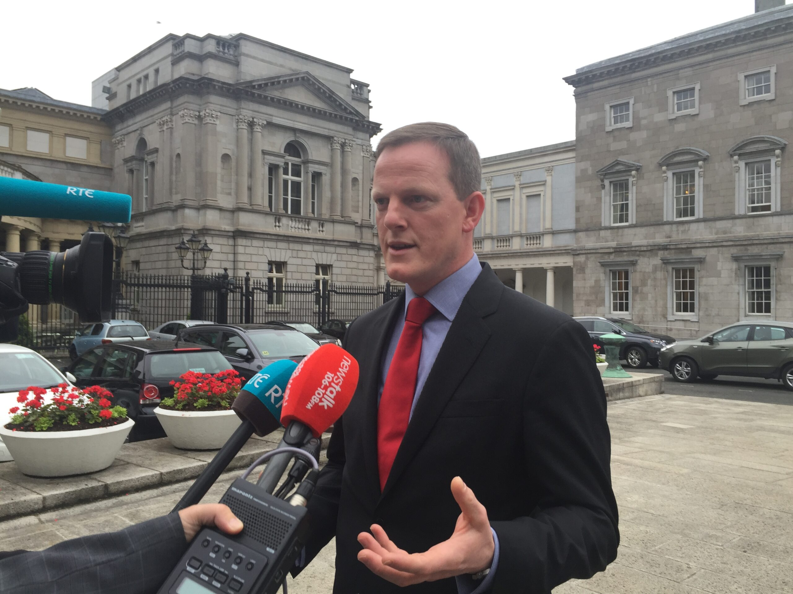 Alan Elected to Dail Eireann to bring Fingal Issues to Leinster House